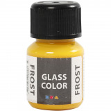 Glass Color Frost, Geel, 30 ml, 1 Fles