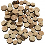 Hout Mix, 10-15 mm, 5 mm, 230 gr, 1 Doos